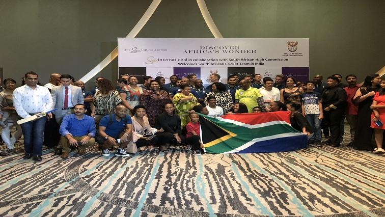 SABC News Proteas Twitter 1 - Proteas receive warm reception in India