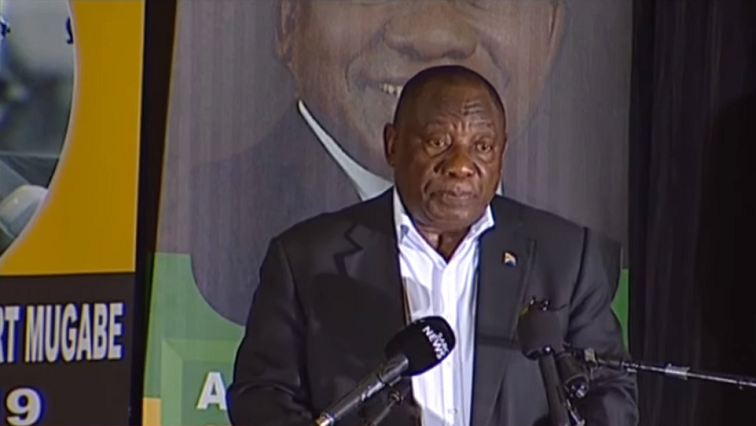 Ramaphosa urges ANC to solidify unity - SABC News - Breaking news, special reports, world, business, sport coverage of all South African current events. Africa's news leader.