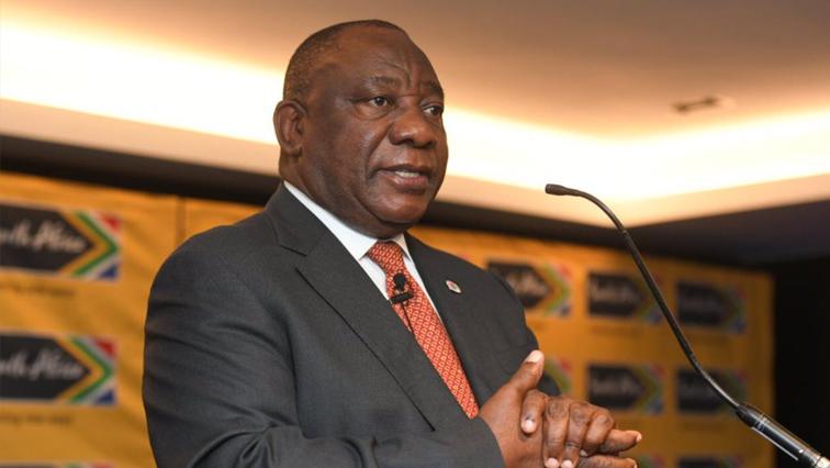 SABC News Ramaphosa @PresidencyZATwitter - Ramaphosa condemns hostilities between SA citizens and foreign nationals