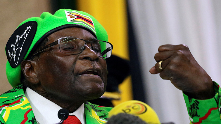 Mugabe finally laid to rest in small private burial - SABC News - Breaking news, special reports, world, business, sport coverage of all South African current events. Africa's news leader.