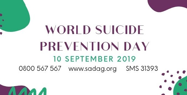 SABC News Sadag Facebook 1 - Look out for signs of suicide on your children: Sadag