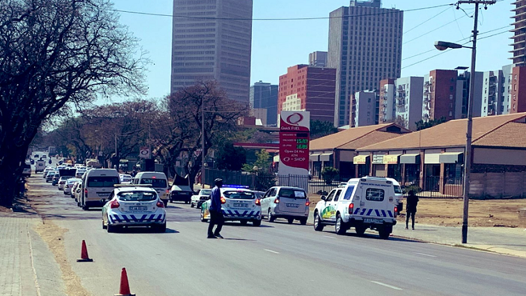 Santaco protests against xenophobia, drug trafficking - SABC News - Breaking news, special reports, world, business, sport coverage of all South African current events. Africa's news leader.