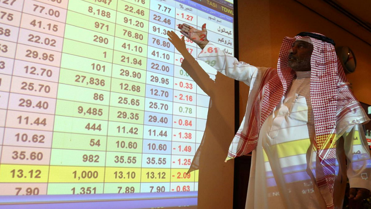 SABC News Saudi stocks R - Saudi, Gulf stocks fall after attacks on Aramco oil plants