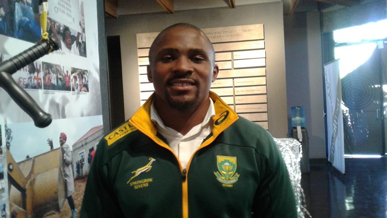 SABC News Siviwe Soyizwapi SABCIH - Springbok Sevens gearing up for the Olympics