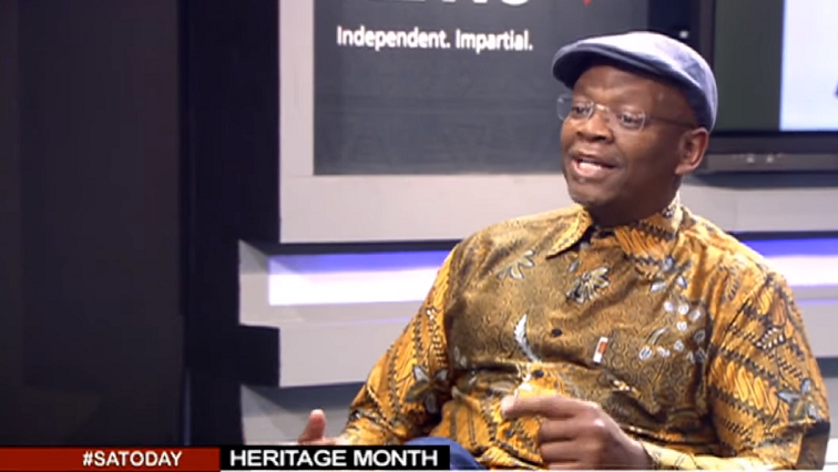 SABC News Sonwabile Ndamase - Ndamase on designing the original Mandela shirt