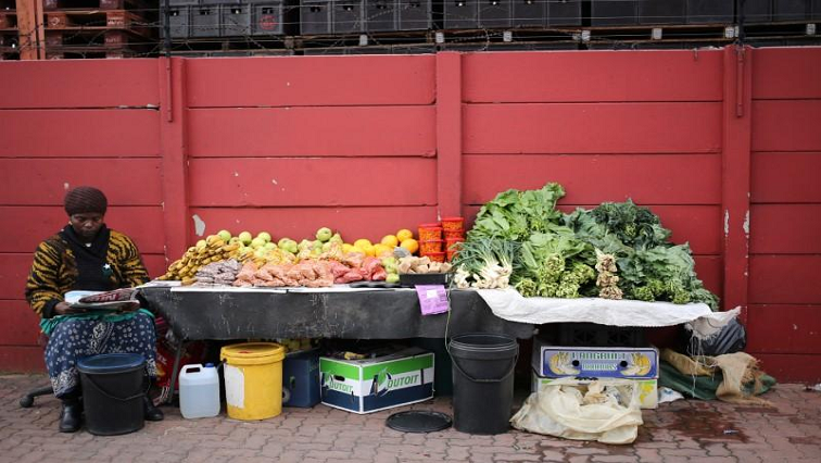 SABC News Street vendor R - Informal sector providing income for countless families