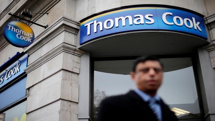 SABC News TC Reuters - Britain's Thomas Cook scrambles for $250 million to avert collapse