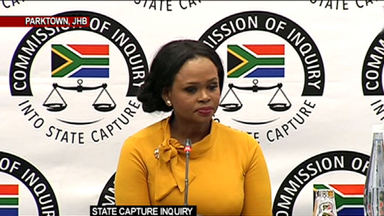 SABC News Thandeka P - 'Motsoeneng had a hand in destroying the culture of the newsroom'