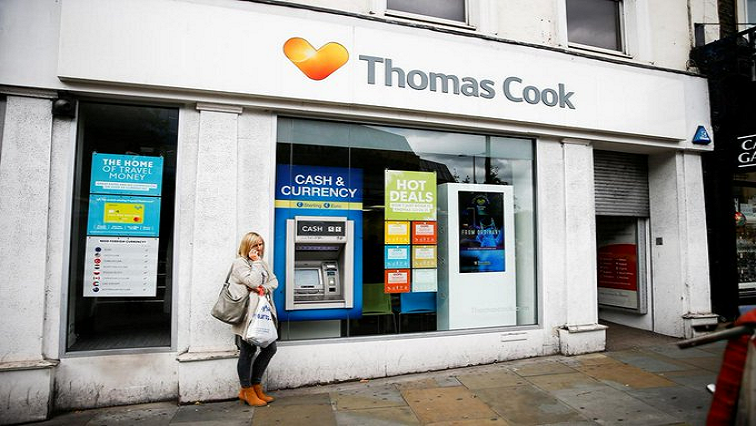 SABC News Thomas Cook R - After Thomas Cook collapse, UK PM asks why bosses got paid millions