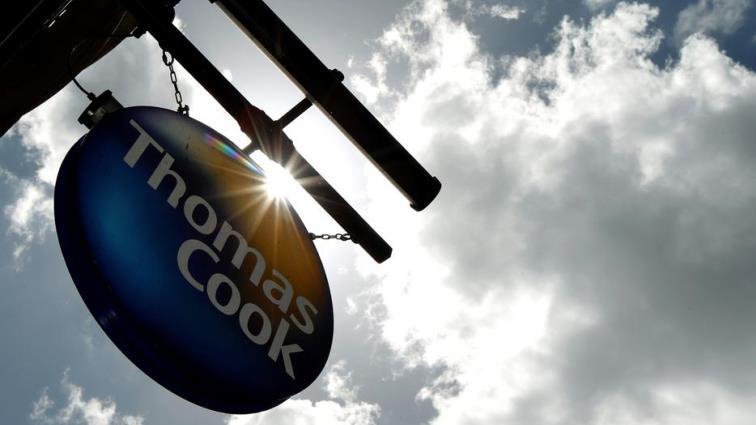 SABC News Thomas Cook Reuters 1 - Thomas Cook CEO on liquidation: 'I apologise'