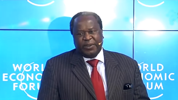 SABC News Tito Mboweni P 1 - A call for inclusive growth kicks off WEF Africa talks