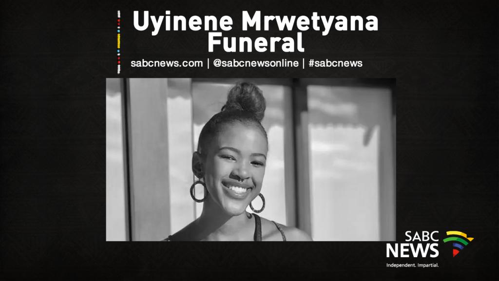 SABC News Uyinene 1280x720 1024x577 - WATCH: Uyinene Mrwetyana Funeral