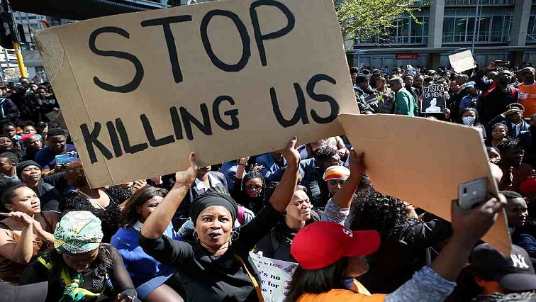 SABC News Wits Reuters - Wits calls for decisive action against xenophobia, gender-based violence
