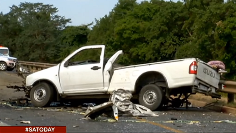 SABC News accident 1 - Mpumalanga crash claims four lives