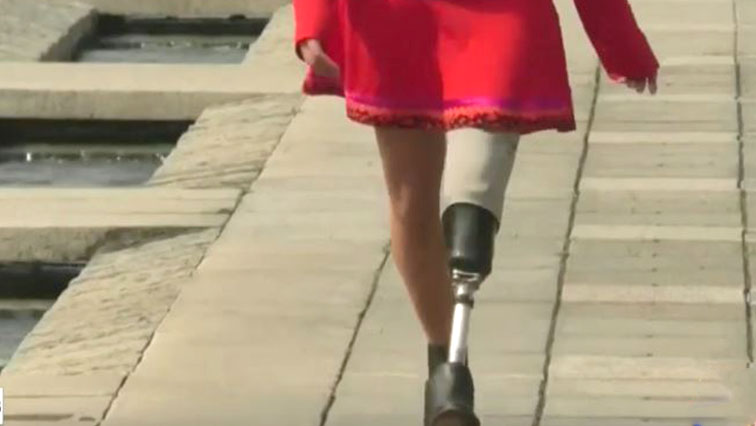 """SABC News disability on Mexico City runway youtube - """"Changing models"""" and the image of disability on Mexico City runway"""