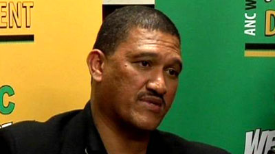 SABC News marius fransman - NPA confirms withdrawal of Fransman's sexual assault charges
