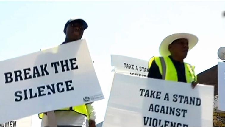 Men Against Violence