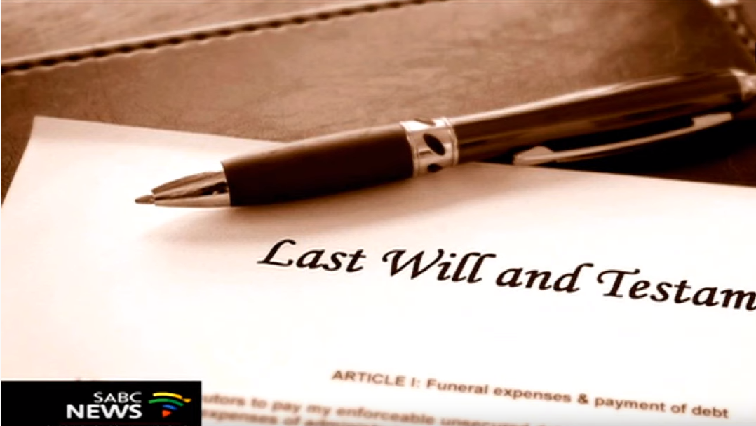 SABC News wills - South Africans urged to have wills as National Wills Week continues