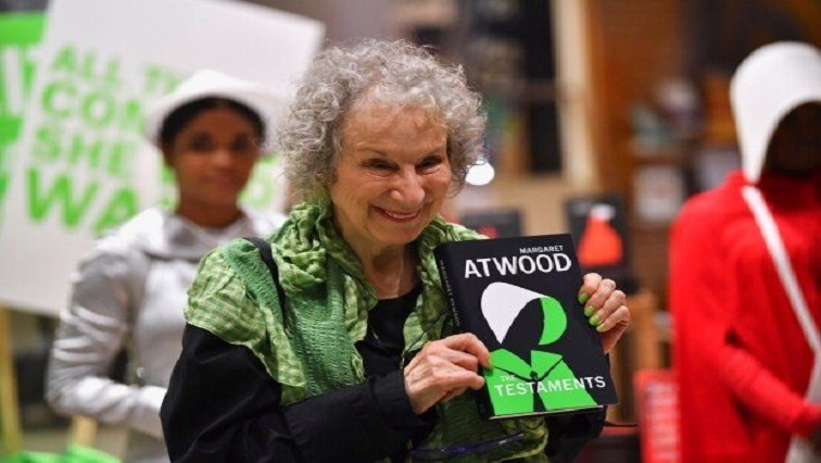 SABC News Margaret Atwood Reuters - Fans to queue for midnight release of 'Handmaid's Tale' sequel