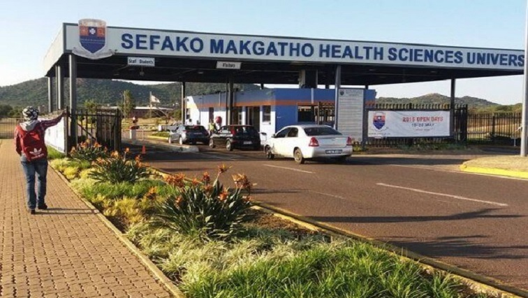 SABC News SefakoMakgato Educonnect.co .za  - Sefako Makgatho Health Science University students shut down cafeteria after poisoning