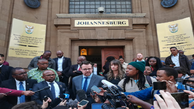SABC News AfriForum and Nelson Mandela Foundation Twitter@ErnstRoets - Mandela Foundation confident courts will find Roets guilty of contempt