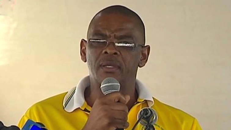 ace magashule 1 - Outside forces continue to divide Africa: Magashule