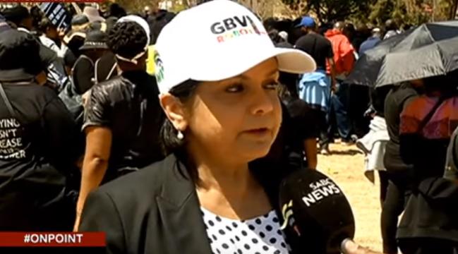 batohi - NPA working on fighting gender-based violence