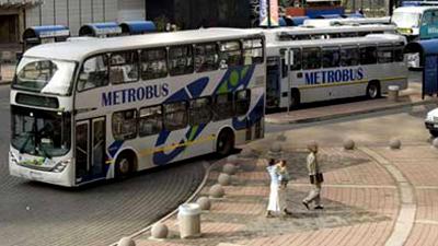 metrobusP - Metrobus management locked in meeting to end strike