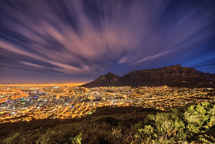 Cape TOWN - Film about Cape Town is being used to raise awareness, and to ask wider questions