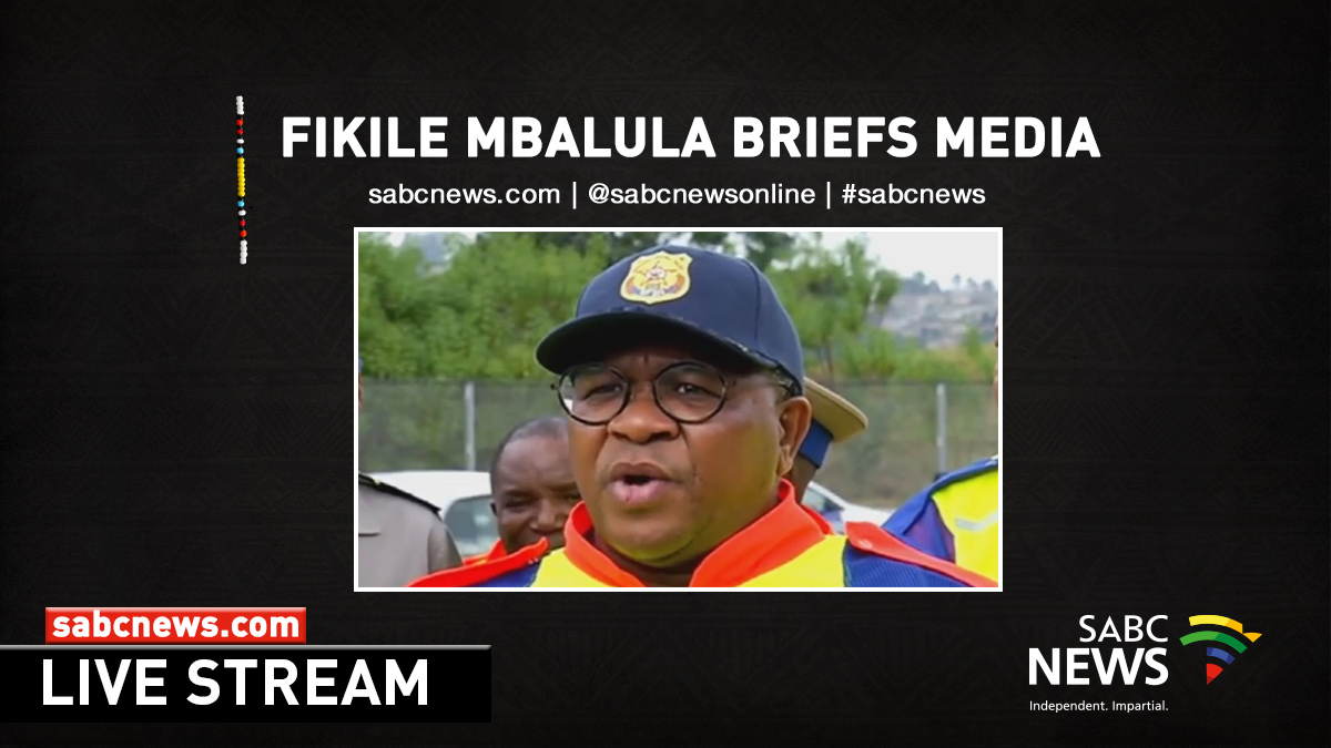 WATCH: Minister Fikile Mbalula addresses media on e-tolls - SABC News - Breaking news, special reports, world, business, sport coverage of all South African current events. Africa's news leader.