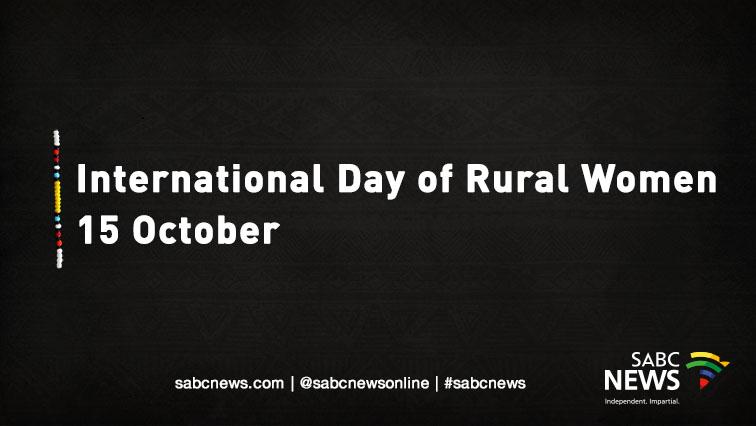 Internation Day of Rural Women Website 1 - International Day of Rural Women