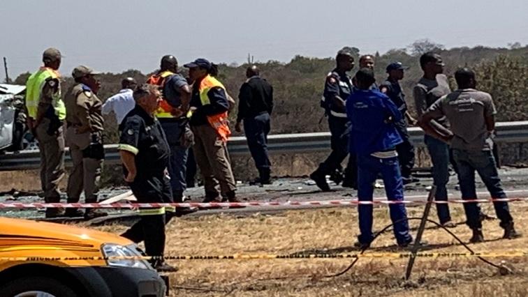 SABC News Accident 2.jpg Twitter@ - Riverlea three teachers killed in car crash