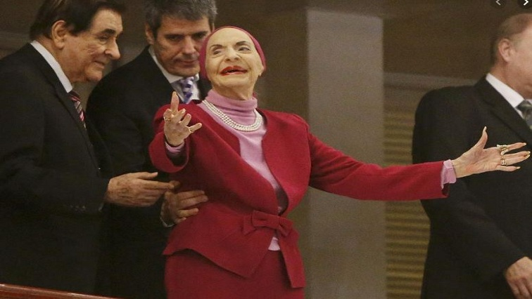 SABC News AliciaReuters - Alicia Alonso, Cuba's ballet legend, dies at age 98