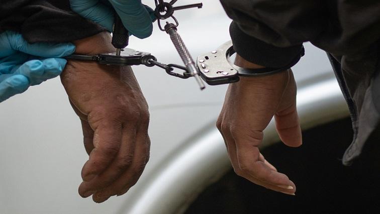 SABC News Arrest Reuters - A gang-related arrest made in Port Elizabeth