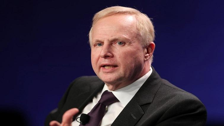SABC News BP Reuters - BP names Bernard Looney as next CEO