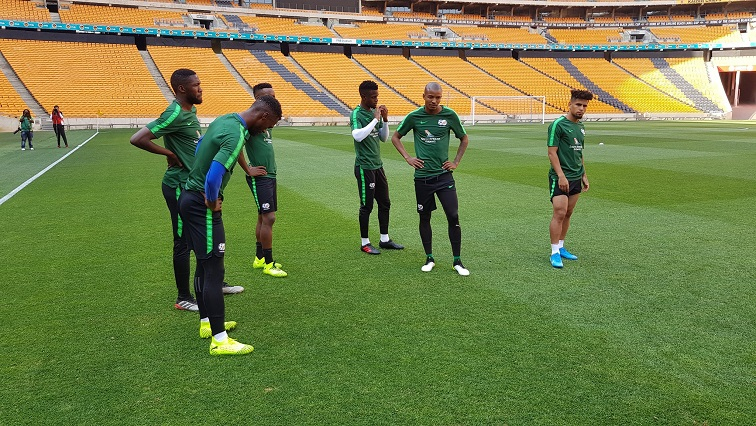 SABC News Bafana Bafana Twitter - We did not capitalise on 1996 AFCON success – Barker
