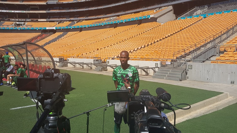 SABC News Bafana Twitter 2 - Lebusa looks to solidify his place in Bafana squad