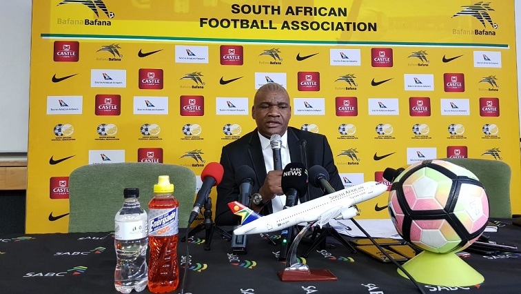 SABC News Bafana Twitter 6 - Ntseki faces first real test in his first official matches against Ghana and Sudan