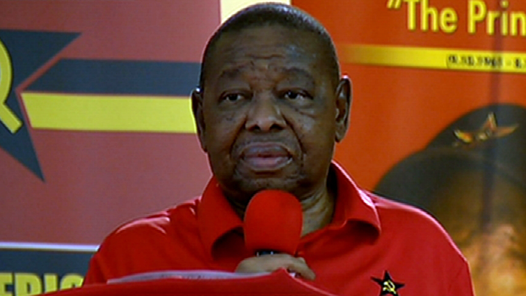 SABC News Blade Nzimande 3 - COVID-19 has further exposed the capitalist crisis of high levels of inequality: SACP