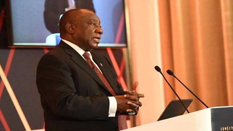 SABC News CR Twiiter@GovernmentZA 1 - Corruption has cost SA close to R1 trillion: Ramaphosa