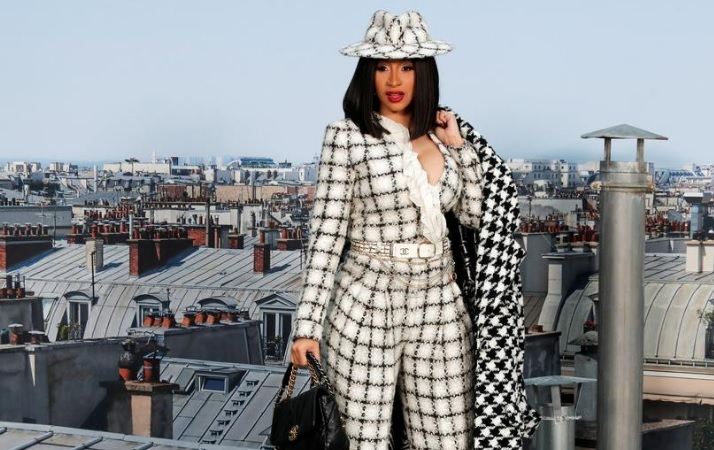 SABC News Chanel.jpg Reuters - Chanel takes to Parisian rooftops for fashion show