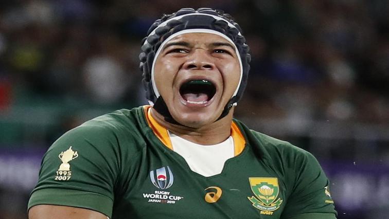 SABC News Cheslin Kolbe R - South Africa's pocket dynamite Kolbe ready to explode against Japan