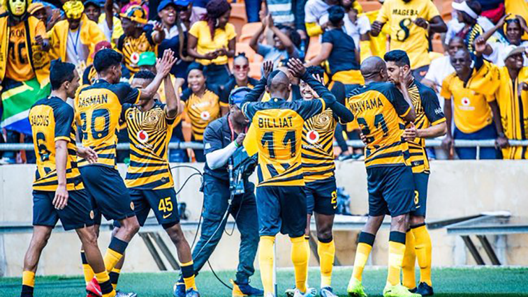 SABC News Chiefs Twitter @Kaizer Chiefs - Chiefs stretch their lead at the top of ABSA Premiership