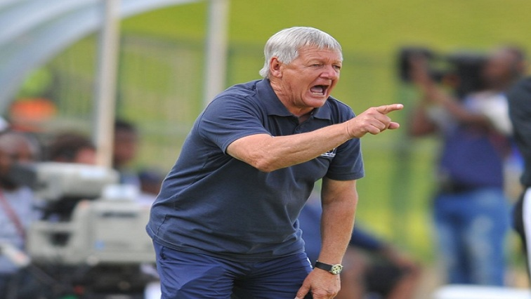 SABC News Clive Barker Twitter - Barker wishes Ntseki well, offers advice on Bafana