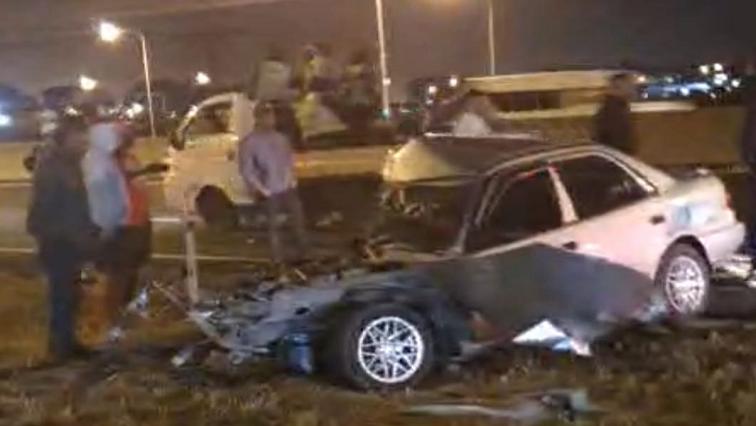 SABC News Crash - 11 dead, 9 arrested on Western Cape roads