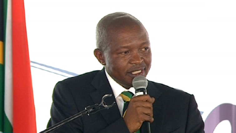 SABC News DD Mabuza 3 1 - Trade relations between SA, China signify growing partnership: Mabuza