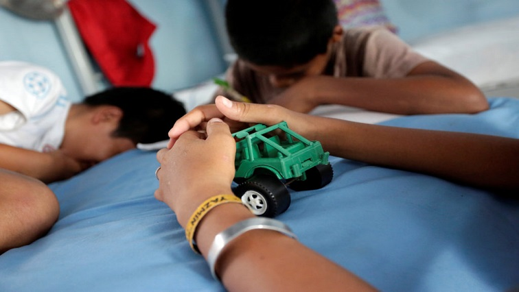 SABC News Depression Reuters - Mental illness in younger children on the rise