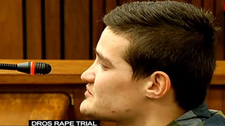 SABC News Dros 1 - WATCH: Dros rapist sentencing