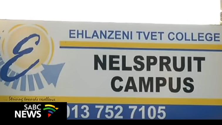 SABC News Ehlanzeni TVET College P - Ehlanzeni TVET College to benefit Mpumalanga youth