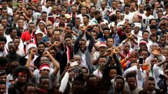 Mass protests first broke out in Ethiopia's most populous region.